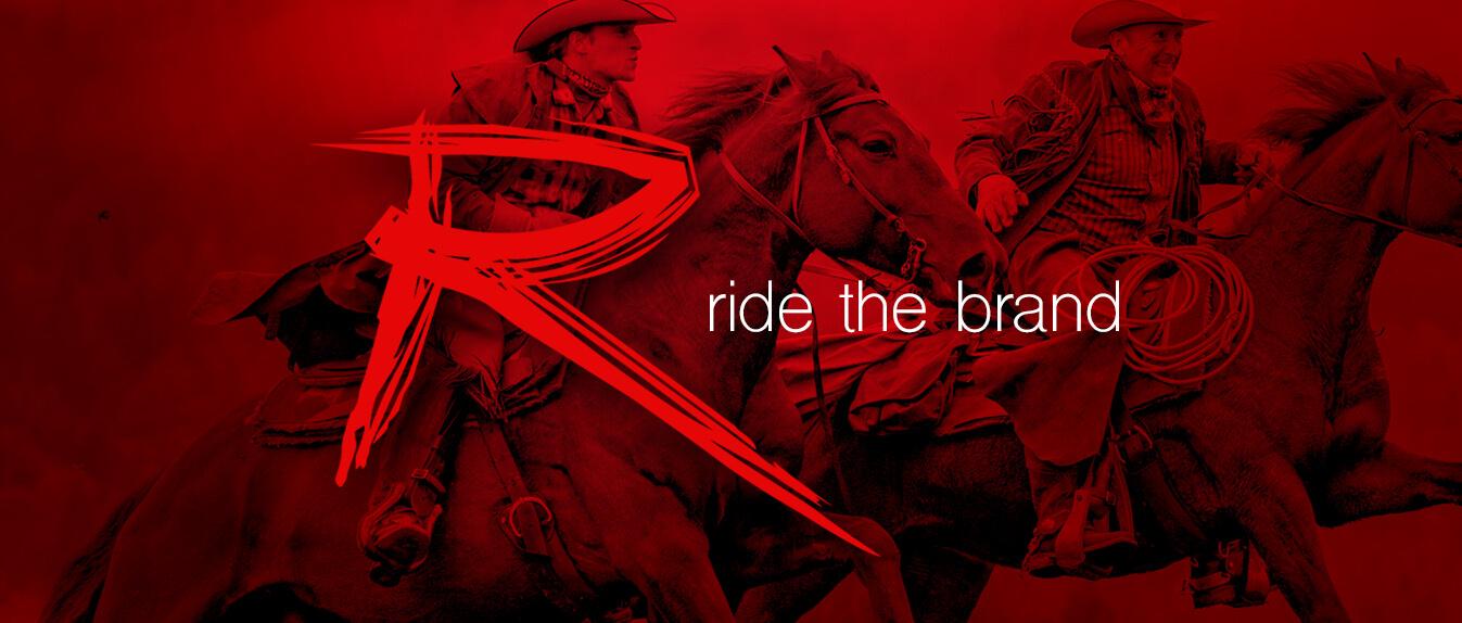 ride the brand slider